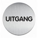 Afbeelding UITGANG PICTOGRAM
